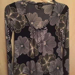 Link Size M Multi-Color Top for sale